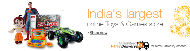 Shop from the largest online selection of Toys & Games