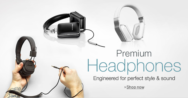 Premium Headphones