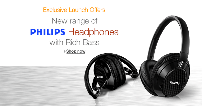 Amazon Exclusive - FX & FS Series Headphones