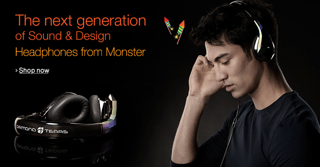 AMonster Headphones