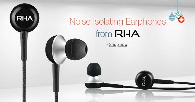 RHA Eadphones