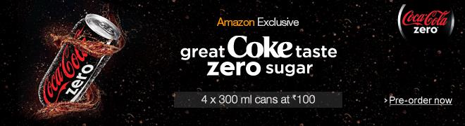 Coca Cola Zero - Amazon Exclusive