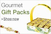 Gourmet Gift Packs for Rakshabandhan