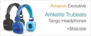 Amkette Tango Headphones