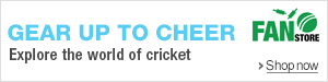 Amazon Cricket Store: Buy Official Team Merchandise