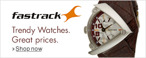 Shop Fastrack watches