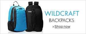 Buy Wildcraft backpacks