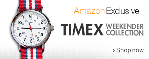 Exclusive Timex Weekender collection