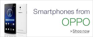 Range of OPPO Smartphones