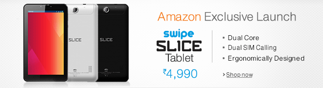 Swipe Slice Tablet