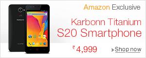 Karbonn S20 Smartphone