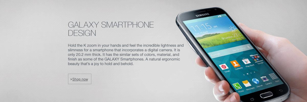GALAXY SMARTPHONE DESIGN