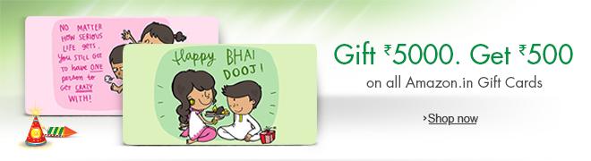 Amazon Diwali Dhamaka on Bhai Dooj