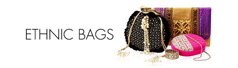 Ethnic & Handmade Bags Online : Buy Ethnic Bags & Handmade ...