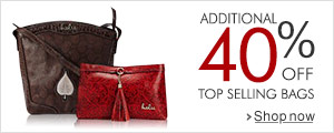 ADDITIONAL 40 OFF HANDBAGS