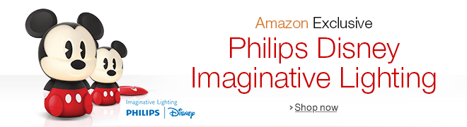 Amazon Exclusive Philips Disney Imaginative Lighting