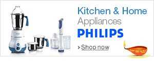 Kitchen & Home Appliances by Philips