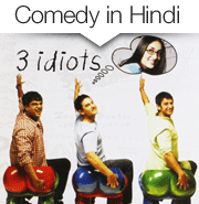 Comedy in Hindi