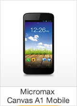 Micromax Canvas A1 Mobile