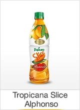 Tropicana Slice Alphonso