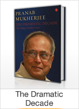Pranab Mukherjee's Book