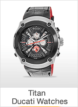 Titan Ducati Watches