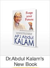 Dr.Abdul Kalam's New Book