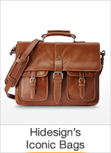 Hidesign Iconic Bags; Fiction