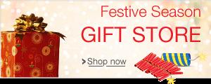 The Festive Season Gift Store