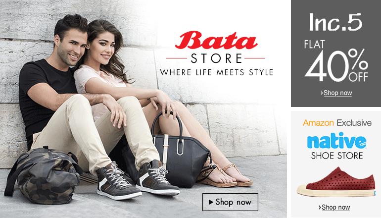 Amazon India Online Shopping Bata Shoes