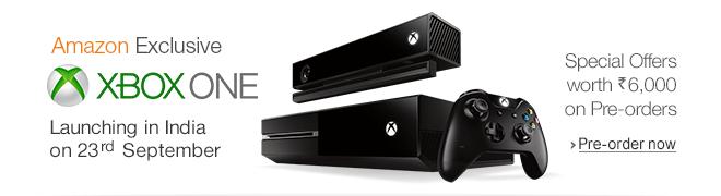 Xbox One India Launch