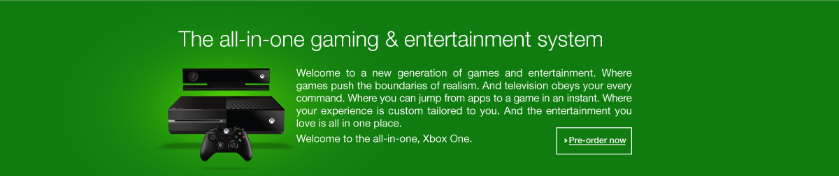 All in One Entertainment - Xbox One