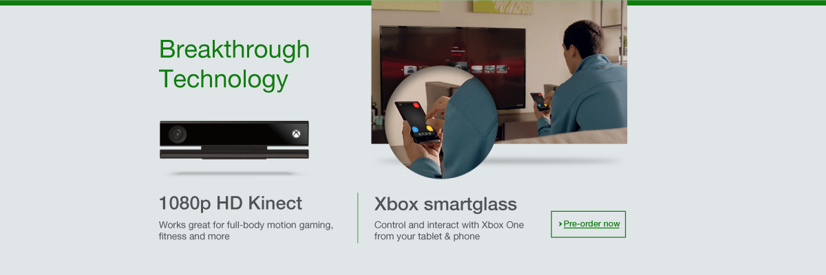 Xbox One - Always ready when you are