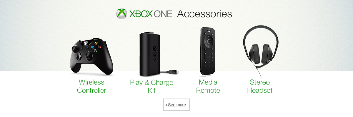 Xbox One Accessories