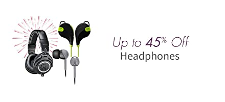 Up to 45% Off Headphones