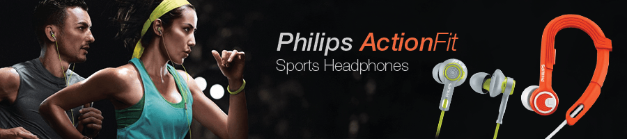 Philips Sports Headphones