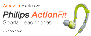Philips Action Fit Sports Headphones