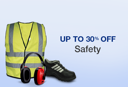 up to 35% off on Safety