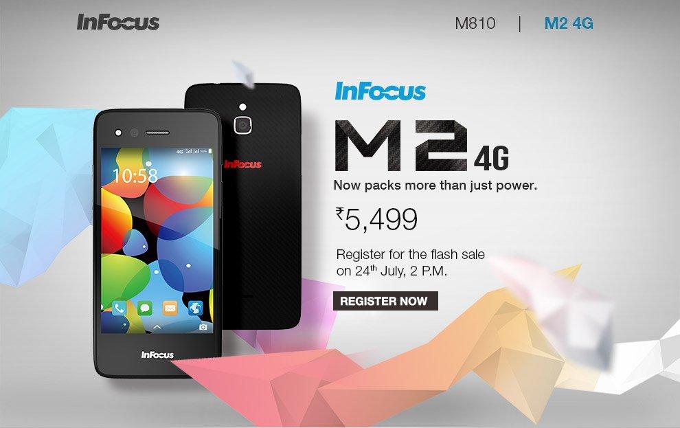 Infocus M2 Launch