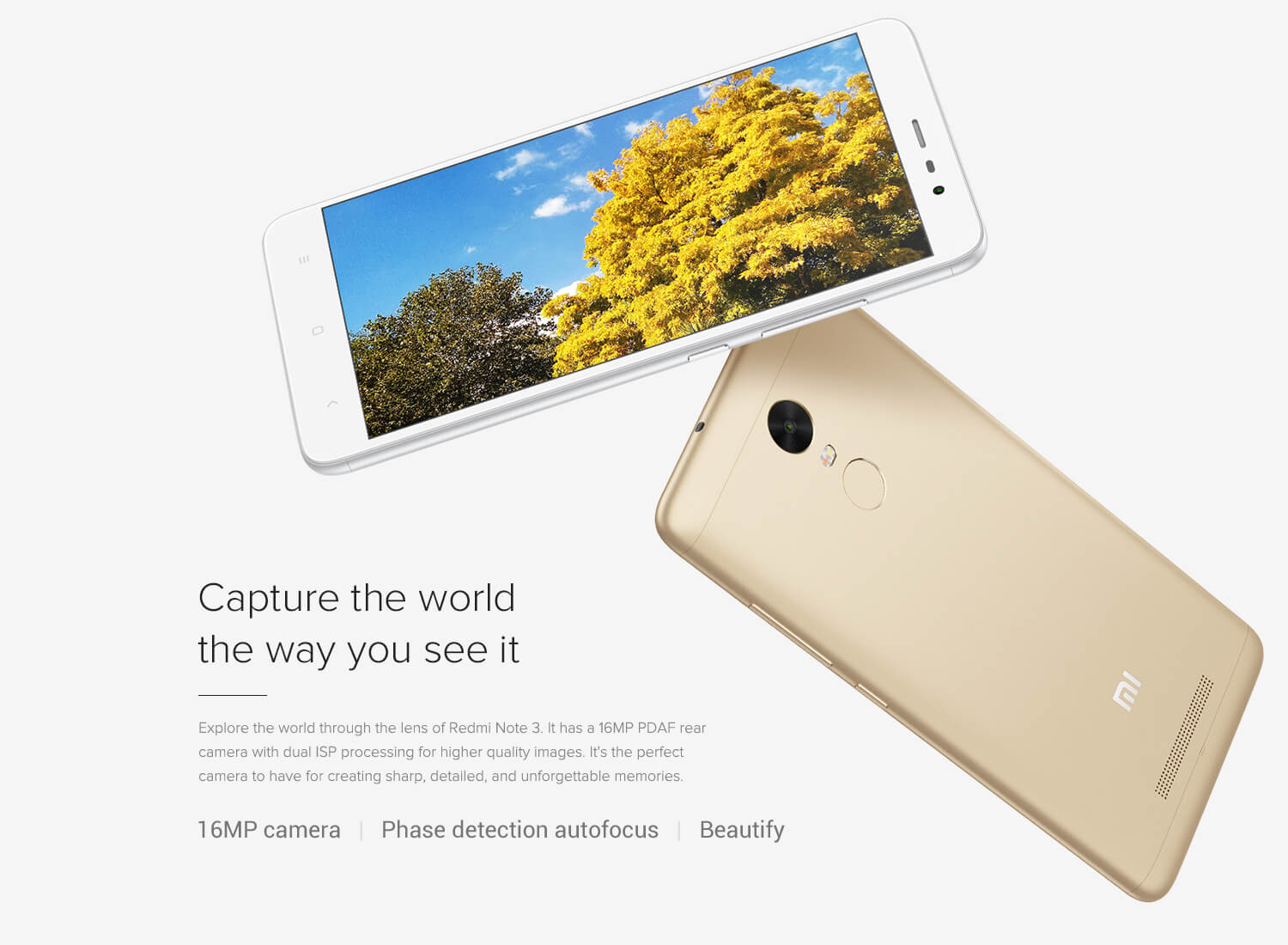 Redmi 16MP Camera