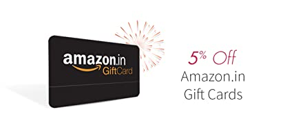 Get 5% Off on Amazon.in Email Gift Cards