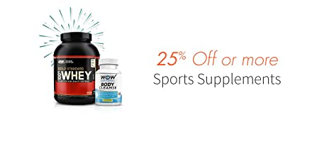Offers on Sports Supplements
