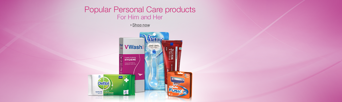 Amazon Personal Care Discount offer