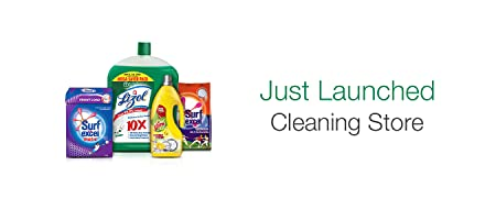 Presenting - Cleaning Store