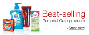 Best-selling Personal Care Products