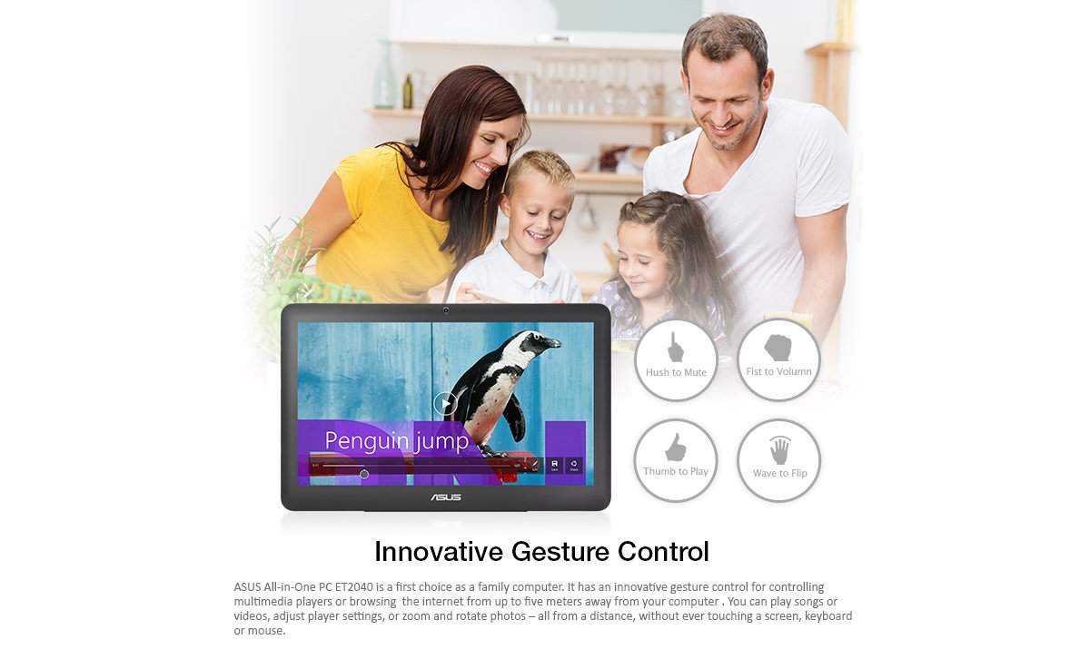 Innovative Gesture Control