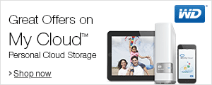 Up to 100% cash back on WD Cloud hard drives