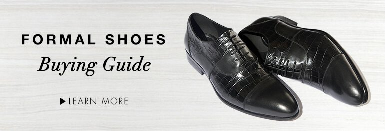 Guide to Dress Shoes