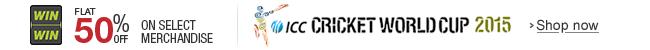 ICC Cricket World Cup Merchandise