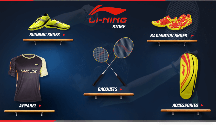 li ning sports online store buy li ning sports